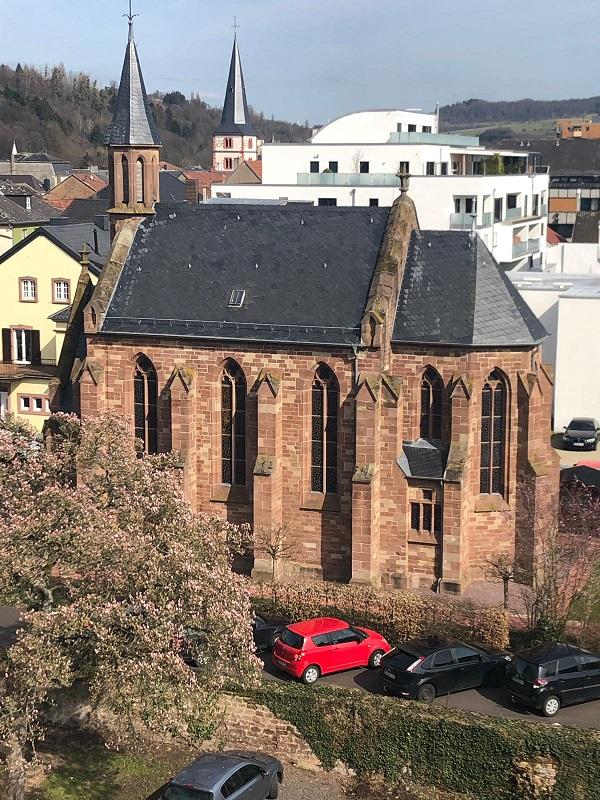 Friedenskirche Merzig